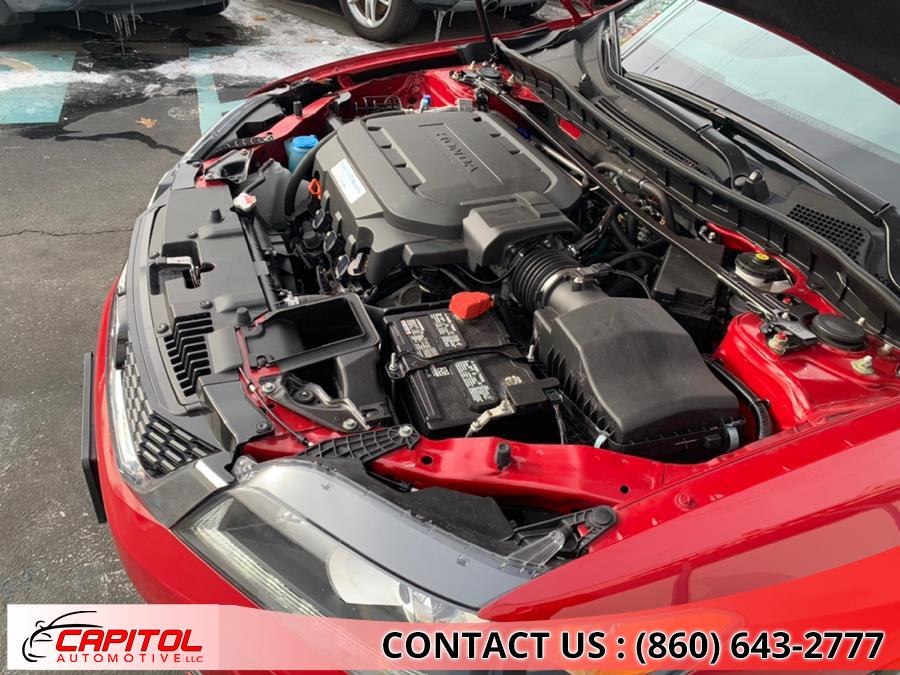 2014 Honda Accord Coupe 2dr V6 Auto EX-L, available for sale in Manchester, Connecticut | Capitol Automotive 2 LLC. Manchester, Connecticut