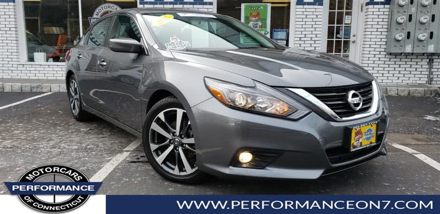 Used 2016 Nissan Altima in Wilton, Connecticut | Performance Motor Cars. Wilton, Connecticut