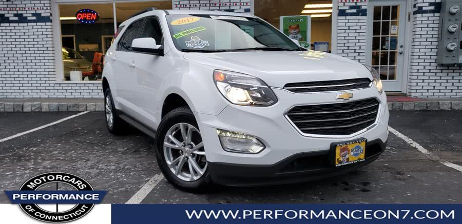 Used 2017 Chevrolet Equinox in Wilton, Connecticut | Performance Motor Cars. Wilton, Connecticut