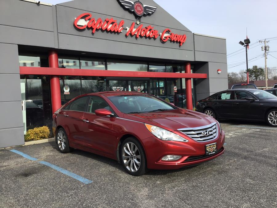 2012 Hyundai Sonata 4dr Sdn 2.0T Auto SE, available for sale in Medford, New York | Capital Motor Group Inc. Medford, New York
