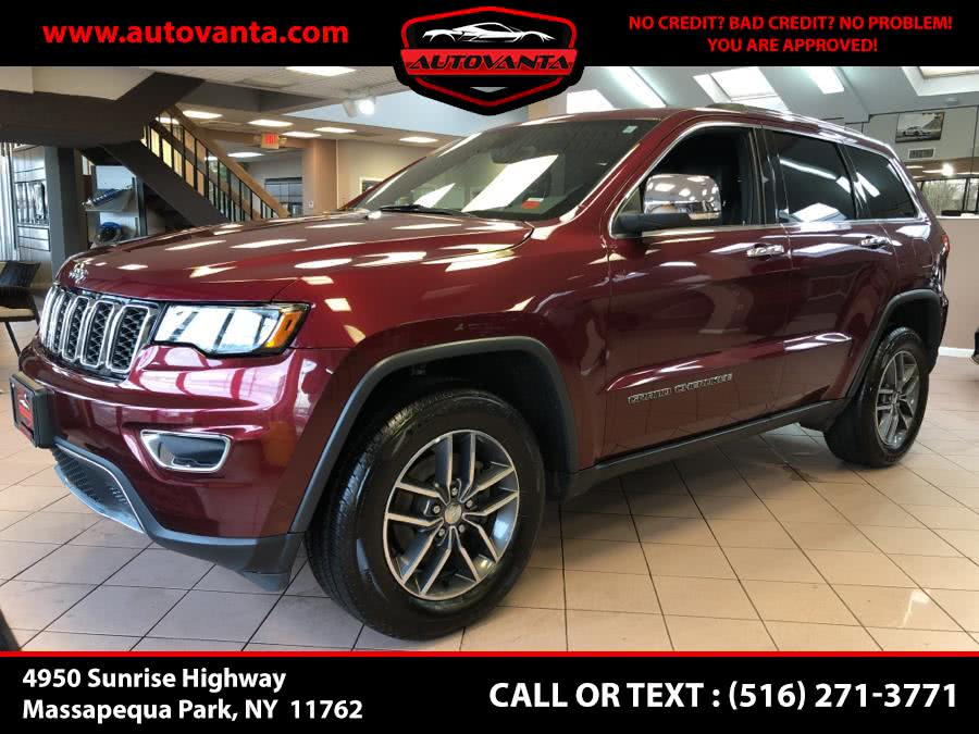 Used Jeep Grand Cherokee Limited 4x4 2017 | Autovanta. Massapequa Park, New York