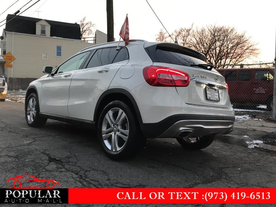 2015 Mercedes-Benz GLA-Class 4MATIC 4dr GLA250, available for sale in Newark , New Jersey | Popular Auto Mall Inc . Newark , New Jersey