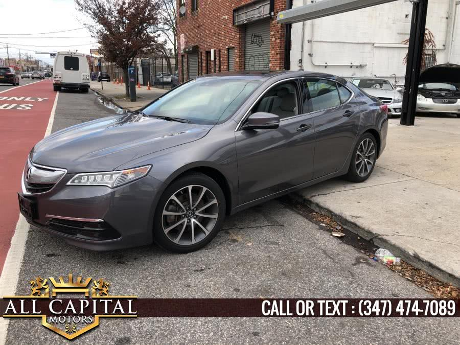 Used 2017 Acura TLX in Brooklyn, New York | All Capital Motors. Brooklyn, New York