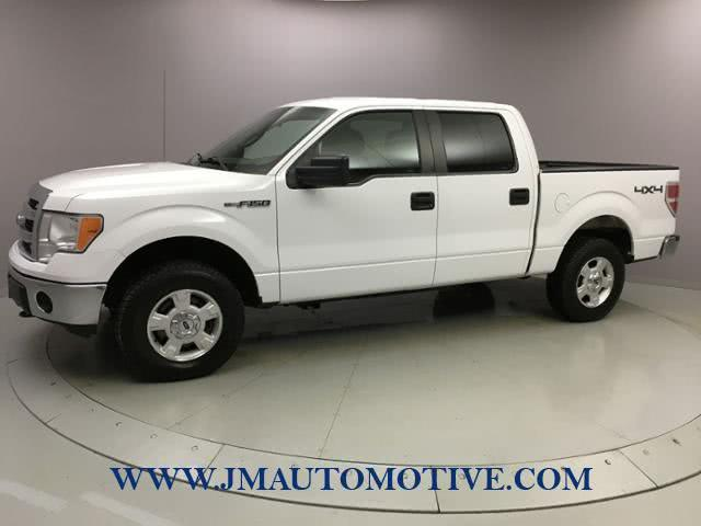 Used 2014 Ford F-150 in Naugatuck, Connecticut   J&M Automotive Sls&Svc LLC. Naugatuck, Connecticut