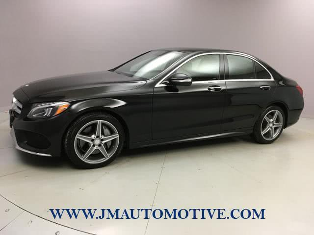 Used 2015 Mercedes-benz C-class in Naugatuck, Connecticut | J&M Automotive Sls&Svc LLC. Naugatuck, Connecticut
