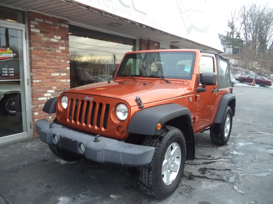 Used 2010 Jeep Wrangler in Naugatuck, Connecticut | Riverside Motorcars, LLC. Naugatuck, Connecticut