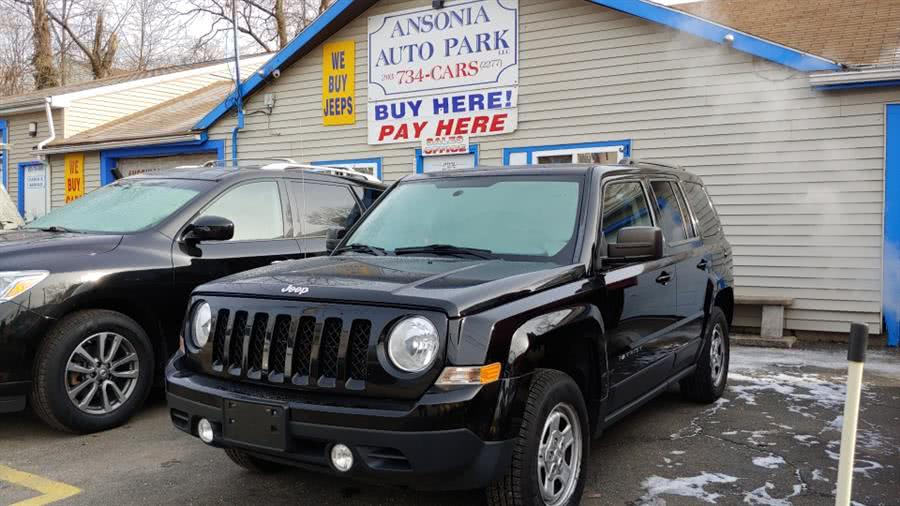 Used 2014 Jeep Patriot in Ansonia, Connecticut