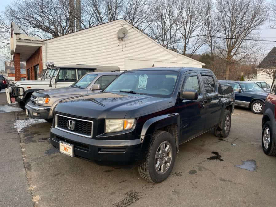 2007 Honda Ridgeline 4WD Crew Cab RTX, available for sale in Wallingford, Connecticut | Vertucci Automotive Inc. Wallingford, Connecticut