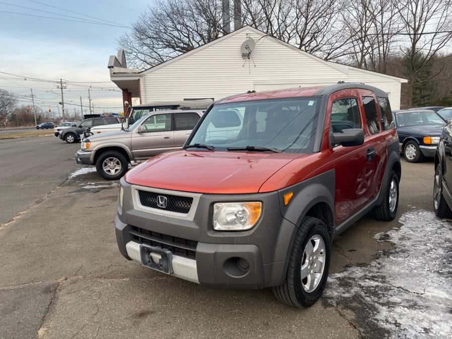 Used 2003 Honda Element in Wallingford, Connecticut | Vertucci Automotive Inc. Wallingford, Connecticut