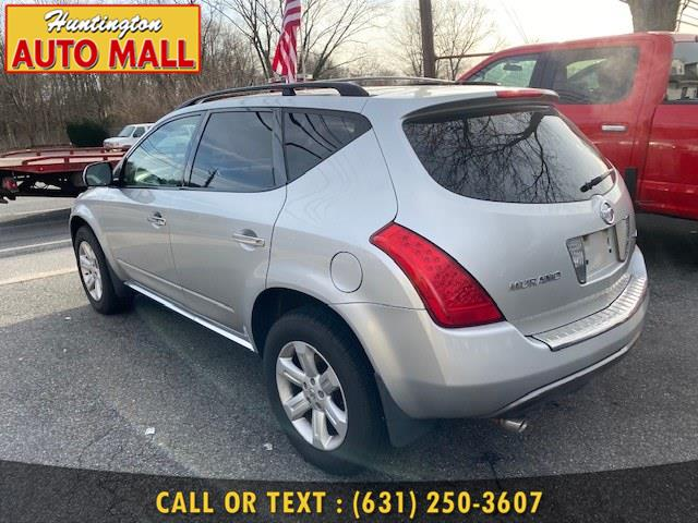 2007 Nissan Murano AWD 4dr SL, available for sale in Huntington Station, New York | Huntington Auto Mall. Huntington Station, New York