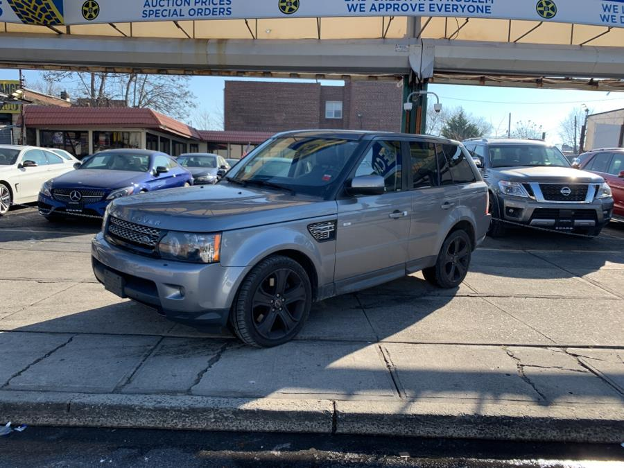Used Land Rover Range Rover Sport 4WD 4dr HSE LUX 2012   E Cars . Brooklyn, New York