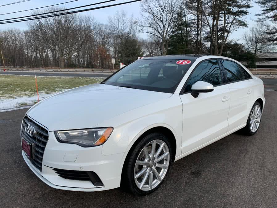 Used 2016 Audi A3 in South Windsor, Connecticut | Mike And Tony Auto Sales, Inc. South Windsor, Connecticut