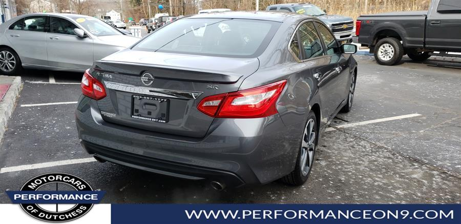 Used Nissan Altima 4dr Sdn I4 2.5 SR 2016 | Performance Motorcars Inc. Wappingers Falls, New York