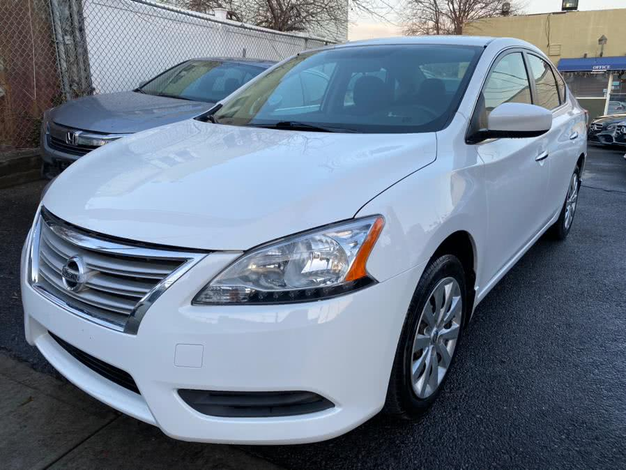 Used 2015 Nissan Sentra in Jamaica, New York | Sunrise Autoland. Jamaica, New York