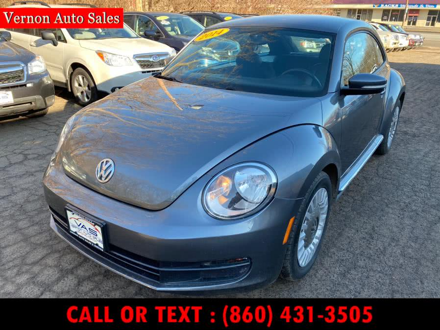 Used 2014 Volkswagen Beetle Coupe in Manchester, Connecticut | Vernon Auto Sale & Service. Manchester, Connecticut
