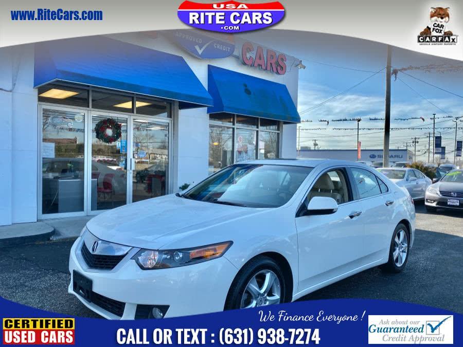 Used 2010 Acura TSX in Lindenhurst, New York | Rite Cars, Inc. Lindenhurst, New York