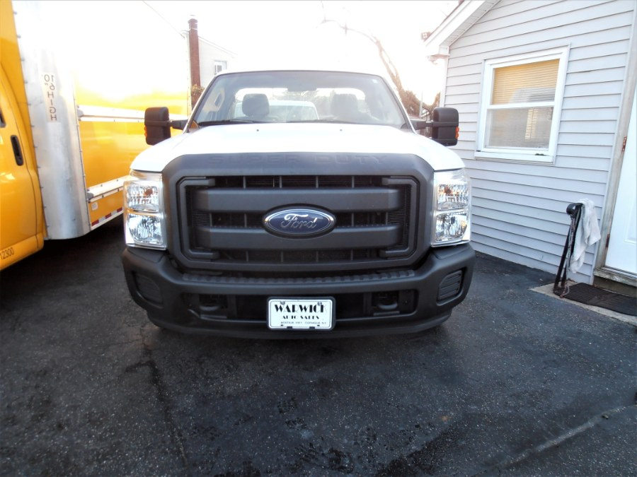 Used Ford Super Duty F-250 SRW REG CAB LONG BED 2014   Warwick Auto Sales Inc. COPIAGUE, New York