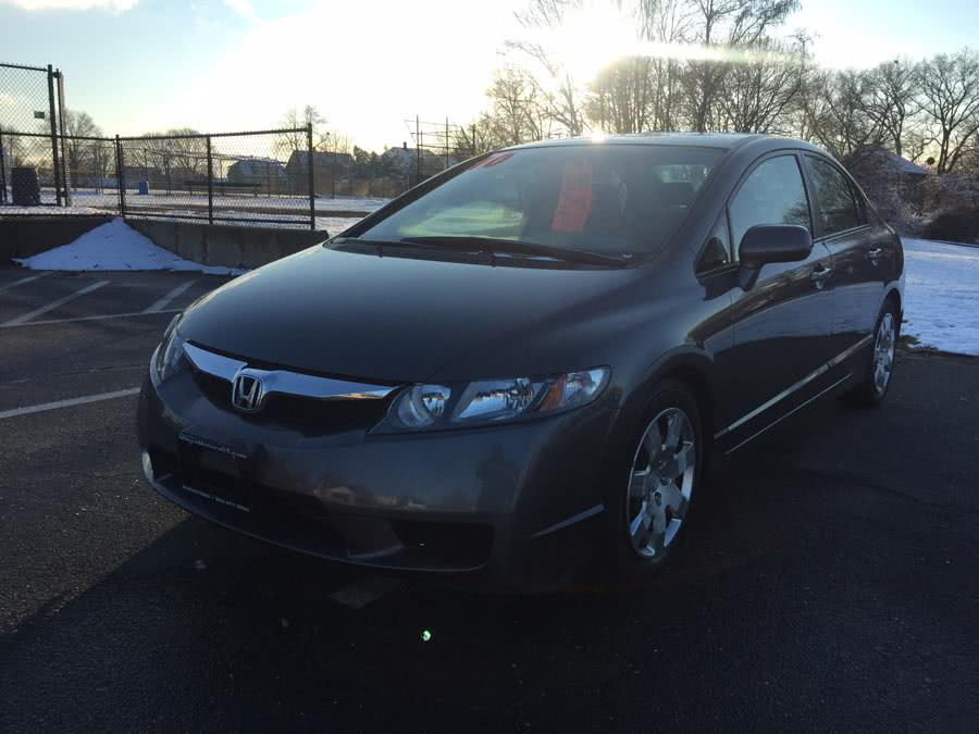 Used 2010 Honda Civic Sdn in Stratford, Connecticut | Mike's Motors LLC. Stratford, Connecticut