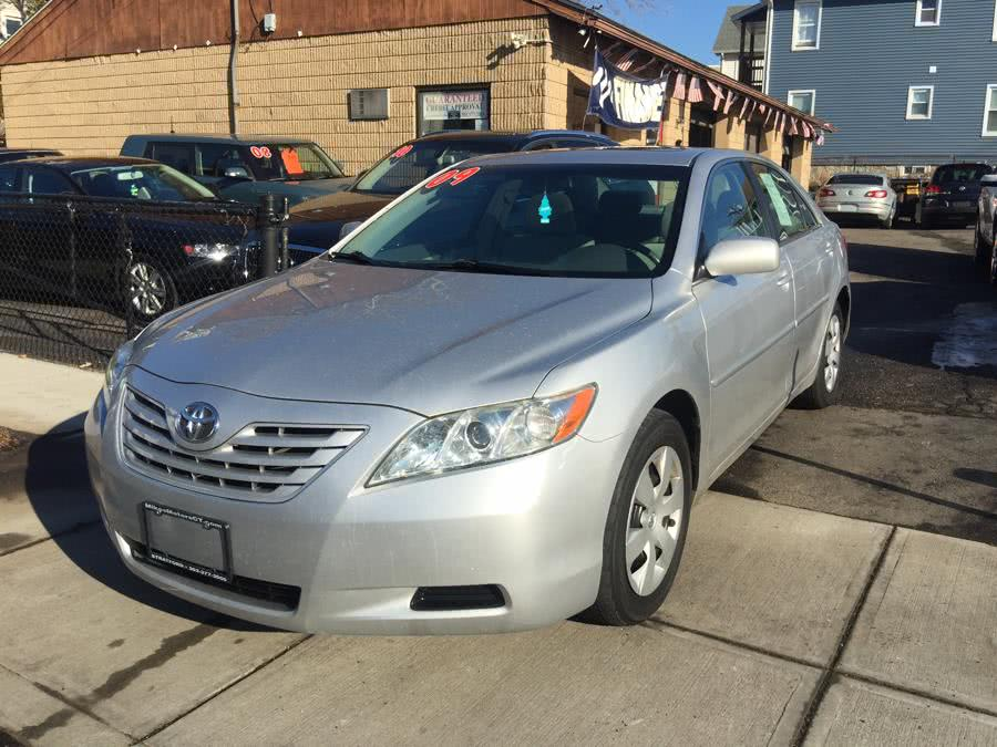 Used Toyota Camry 4dr Sdn I4 Auto LE (Natl) 2009 | Mike's Motors LLC. Stratford, Connecticut