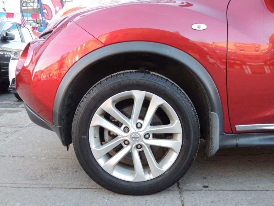 2012 Nissan JUKE 5dr Wgn CVT SV FWD, available for sale in Brooklyn, New York | Carsbuck Inc.. Brooklyn, New York