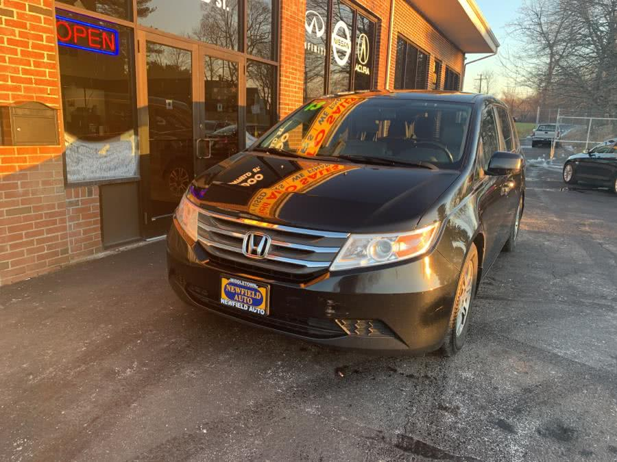 Used Honda Odyssey 5dr EX-L 2013 | Newfield Auto Sales. Middletown, Connecticut