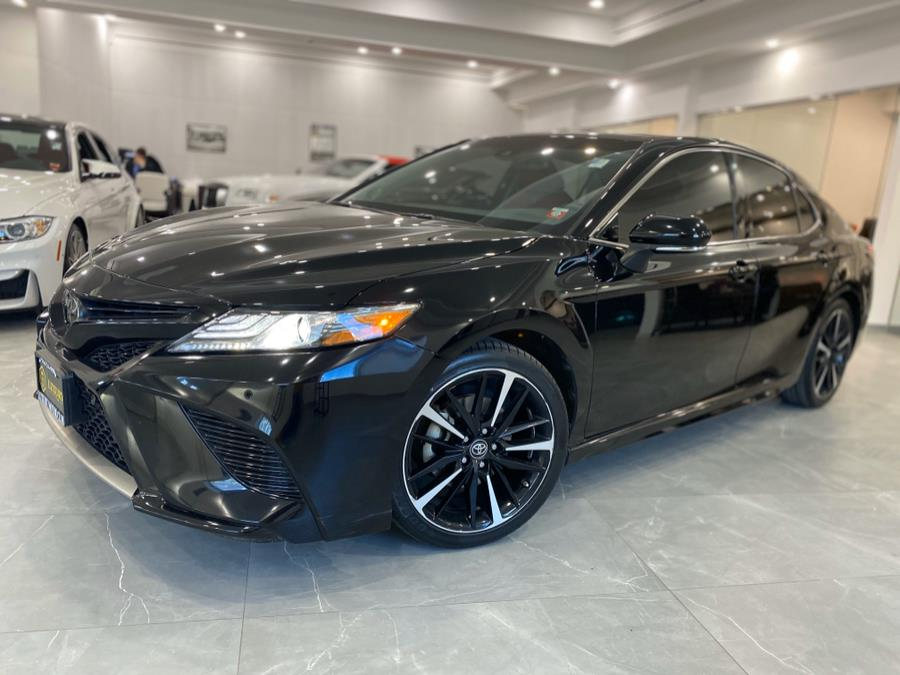 Used Toyota Camry XSE Auto (Natl) 2018 | Luxury Motor Club. Franklin Square, New York