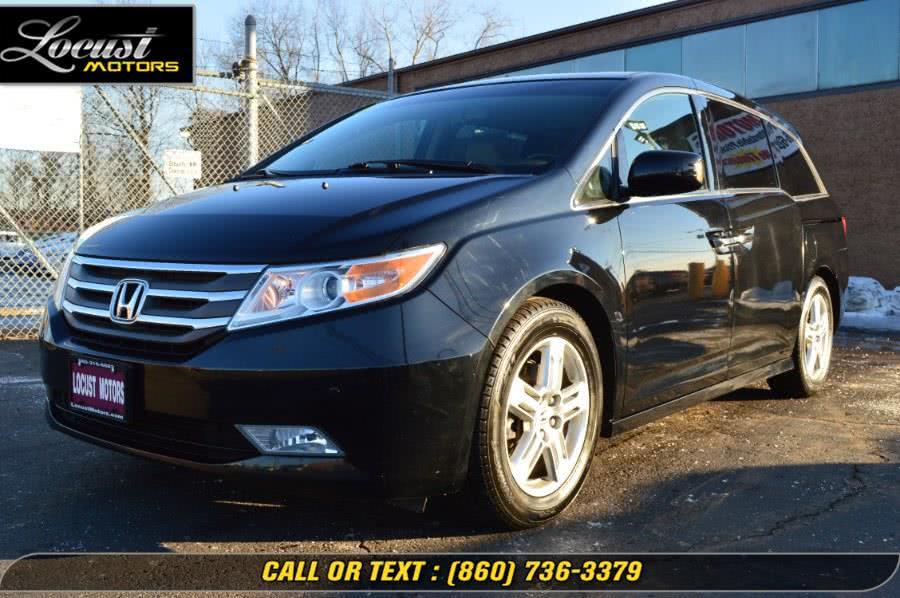 Used 2011 Honda Odyssey in Hartford, Connecticut | Locust Motors LLC. Hartford, Connecticut