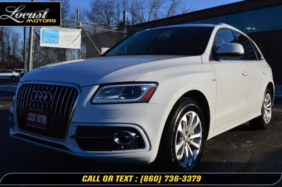 Used 2014 Audi Q5 in Hartford, Connecticut | Locust Motors LLC. Hartford, Connecticut