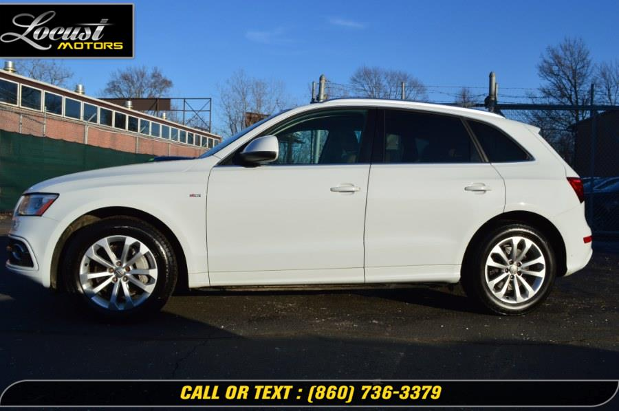 2014 Audi Q5 quattro 4dr 3.0T Premium Plus, available for sale in Hartford, Connecticut | Locust Motors LLC. Hartford, Connecticut