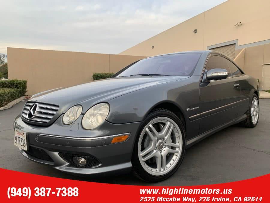 Used 2006 Mercedes-Benz CL55 AMG in Irvine, California | High Line Motors LLC. Irvine, California