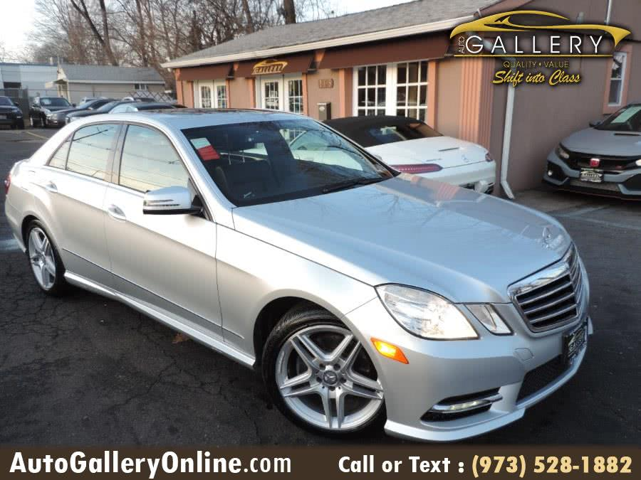 Used 2013 Mercedes-Benz E-Class in Lodi, New Jersey | Auto Gallery. Lodi, New Jersey
