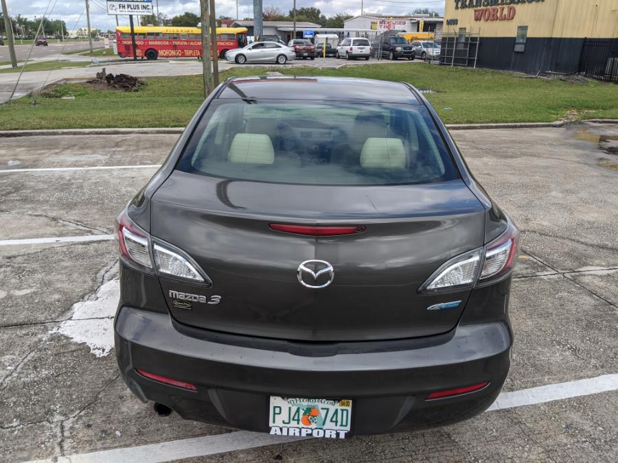 2013 Mazda Mazda3 4dr Sdn Auto i Touring, available for sale in Orlando, Florida   2 Car Pros. Orlando, Florida