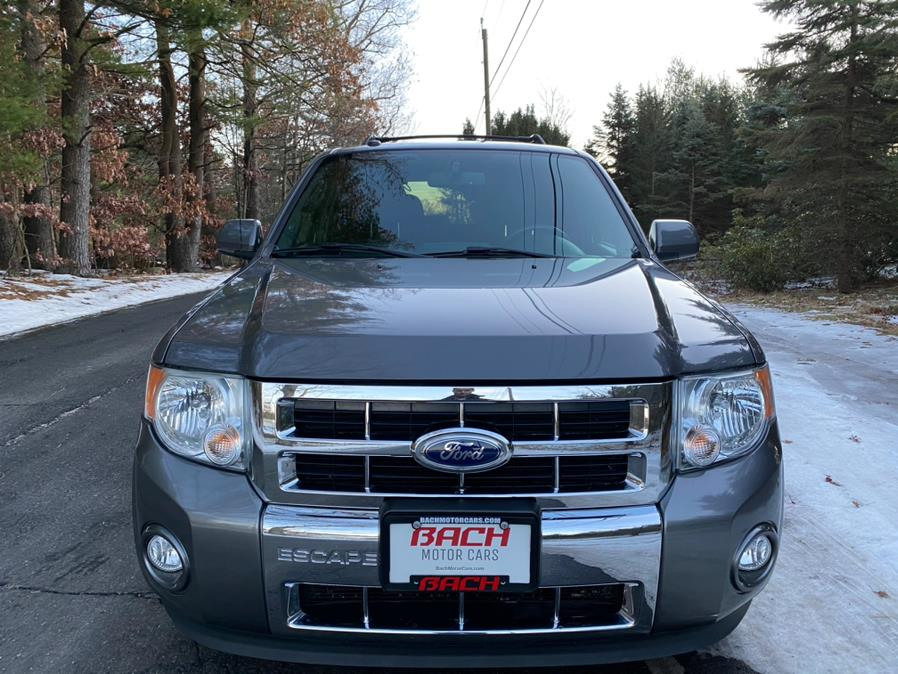 2012 Ford Escape 4WD 4dr Limited, available for sale in Canton , Connecticut | Bach Motor Cars. Canton , Connecticut