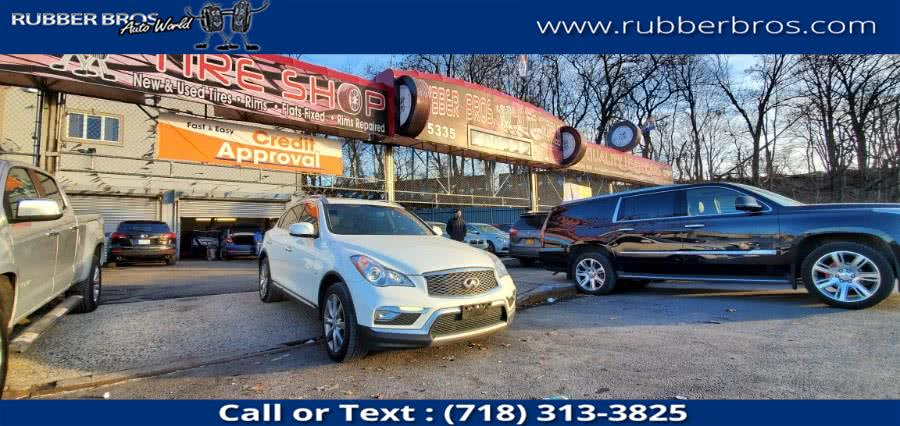 Used 2017 INFINITI QX50 in Brooklyn, New York | Rubber Bros Auto World. Brooklyn, New York