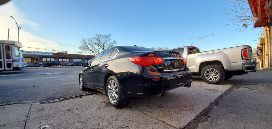2016 INFINITI Q50 4dr Sdn 3.0t Premium AWD, available for sale in Brooklyn, New York | Rubber Bros Auto World. Brooklyn, New York