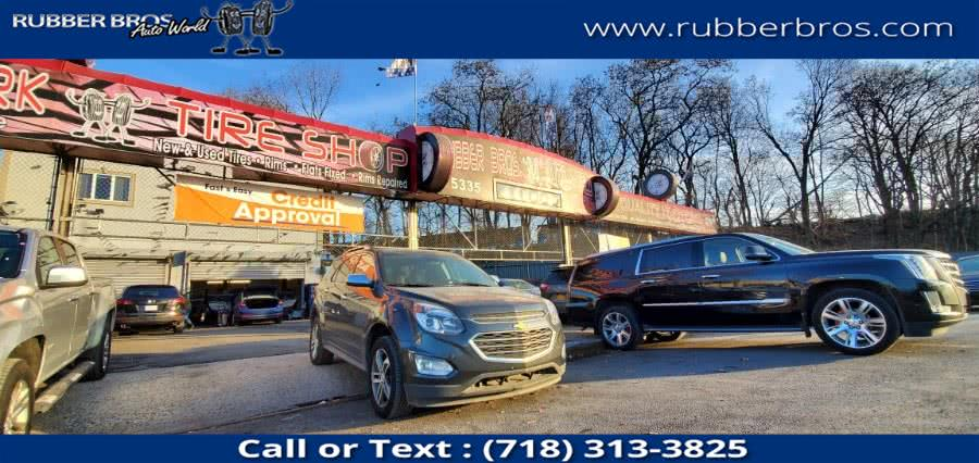 Used 2017 Chevrolet Equinox in Brooklyn, New York | Rubber Bros Auto World. Brooklyn, New York