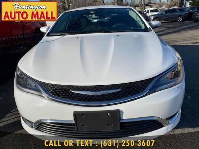 Used 2015 Chrysler 200 in Huntington Station, New York | Huntington Auto Mall. Huntington Station, New York