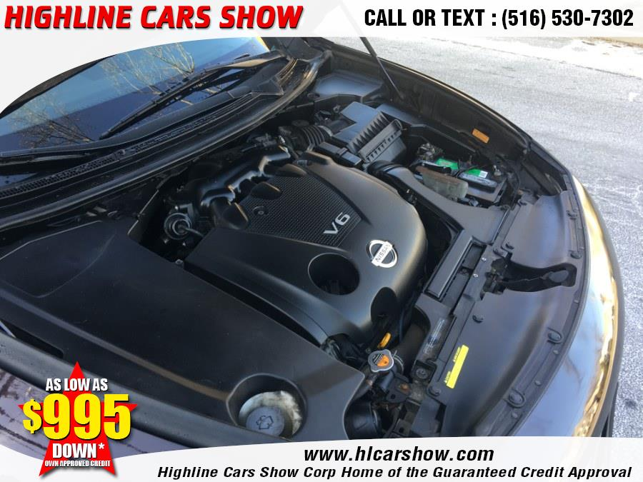 2010 Nissan Maxima 4dr Sdn V6 CVT 3.5 SV w/Premium Pkg, available for sale in West Hempstead, New York | Highline Cars Show Corp. West Hempstead, New York