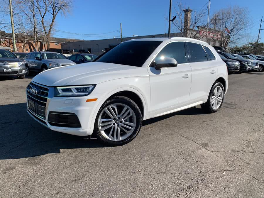 Used 2018 Audi Q5 in Hillside, New Jersey | M Sport Motor Car. Hillside, New Jersey
