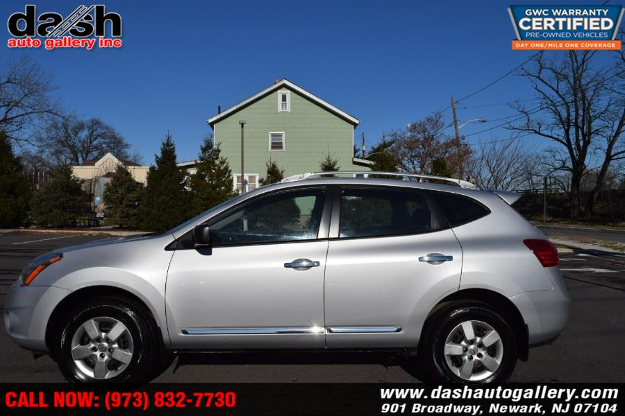 Used Nissan Rogue Select AWD 4dr S 2015 | Dash Auto Gallery Inc.. Newark, New Jersey