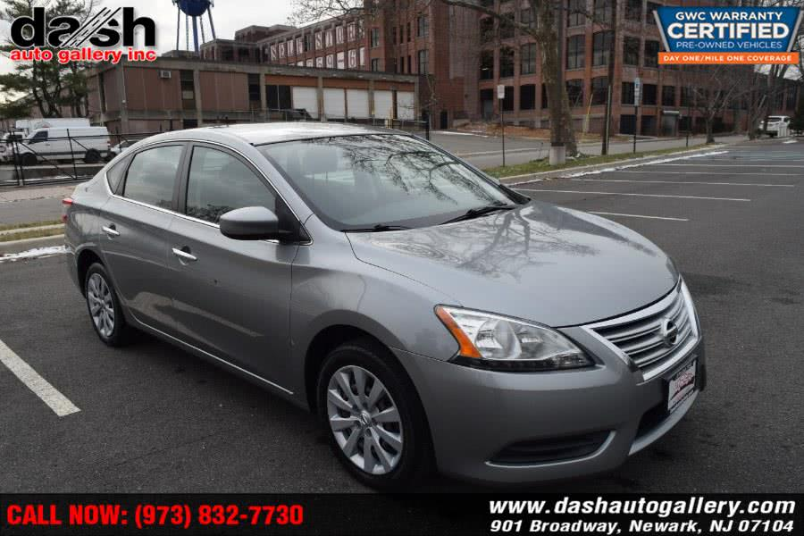 Used Nissan Sentra 4dr Sdn I4 CVT SL 2014 | Dash Auto Gallery Inc.. Newark, New Jersey