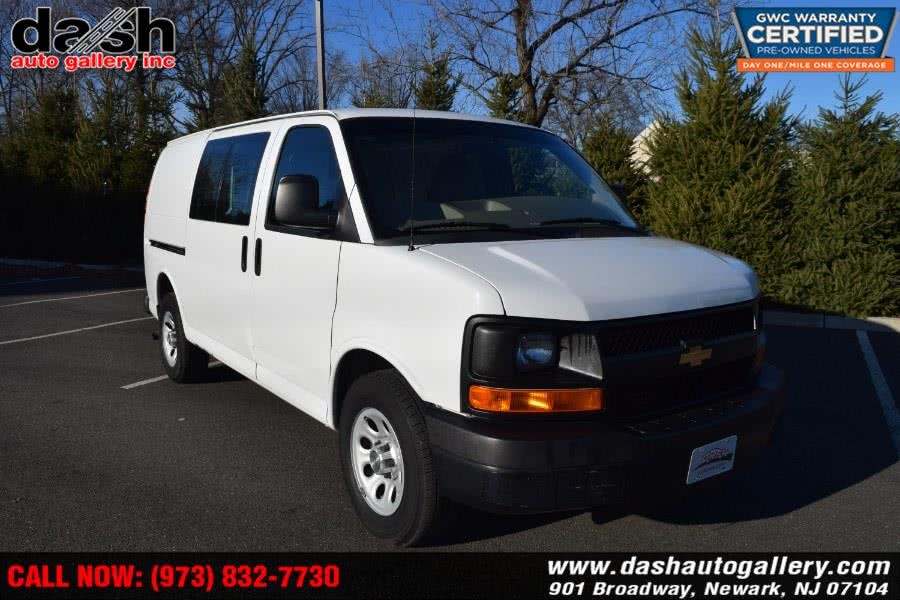 Used 2013 Chevrolet Express Cargo Van in Newark, New Jersey | Dash Auto Gallery Inc.. Newark, New Jersey