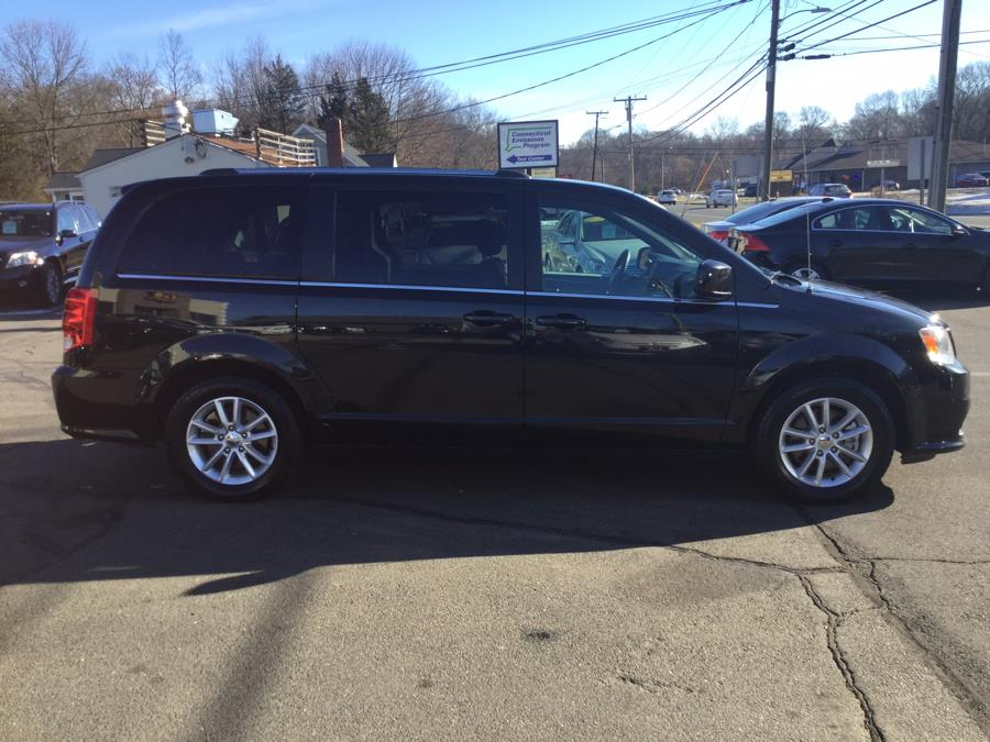 Used Dodge Grand Caravan SXT Wagon 2018 | L&S Automotive LLC. Plantsville, Connecticut