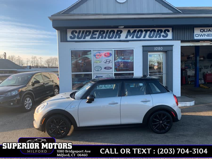 Used 2016 MINI S Cooper Hardtop 4 Door in Milford, Connecticut | Superior Motors LLC. Milford, Connecticut