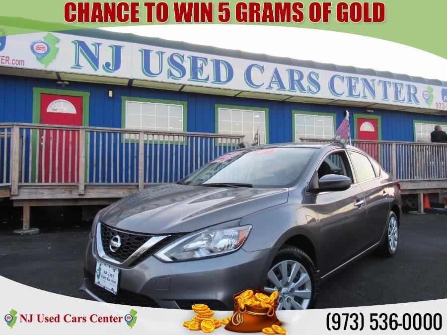 Used 2017 Nissan Sentra in Irvington, New Jersey | NJ Used Cars Center. Irvington, New Jersey