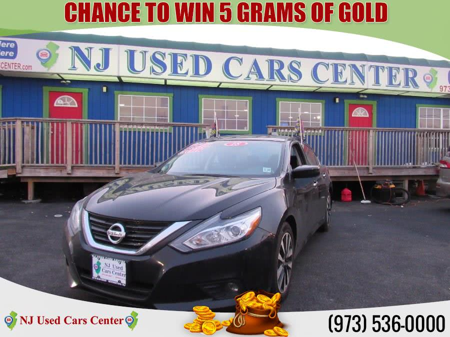 Used 2018 Nissan Altima in Irvington, New Jersey | NJ Used Cars Center. Irvington, New Jersey
