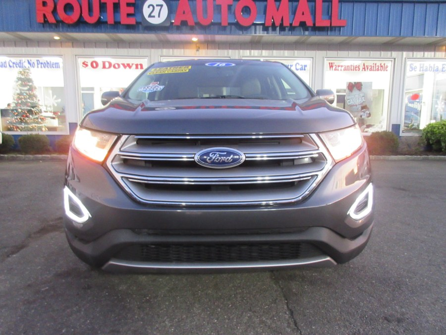 Used Ford Edge 4dr SEL FWD 2016 | Route 27 Auto Mall. Linden, New Jersey