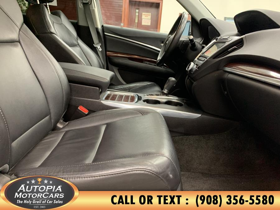 2014 Acura MDX SH-AWD 4dr, available for sale in Union, New Jersey | Autopia Motorcars Inc. Union, New Jersey