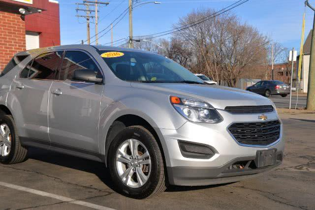 Used 2016 Chevrolet Equinox in New Haven, Connecticut | Boulevard Motors LLC. New Haven, Connecticut