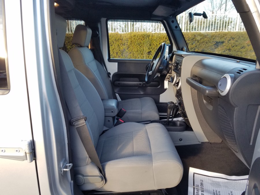 2008 Jeep Wrangler 4WD 4dr Unlimited Sahara, available for sale in Queens, NY